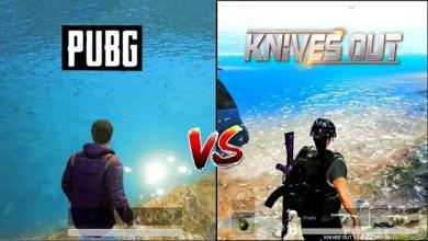 تحميل لعبة Knives Out للاندرويد اقوى لعبة بديلة للعبة ببجي موبايل