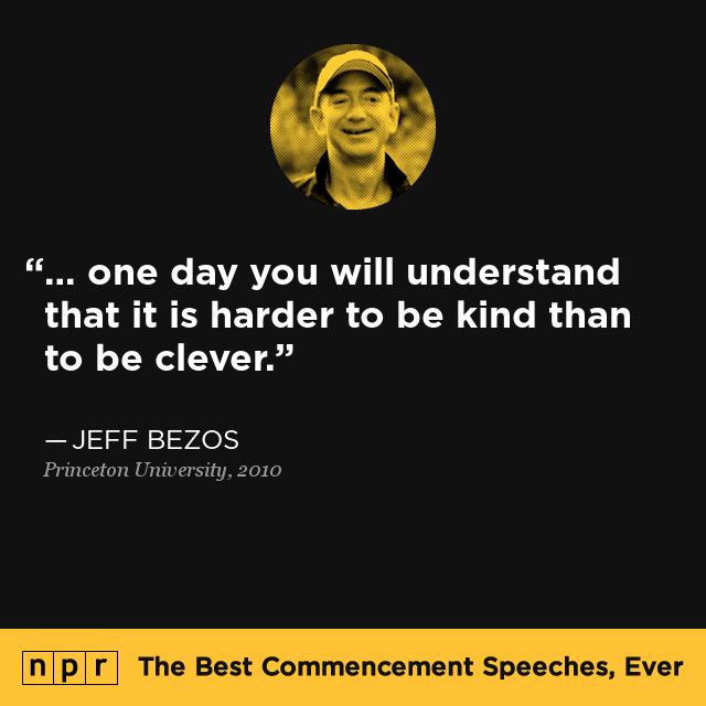 Jeff Bezos At Princeton University May 30 2010 The