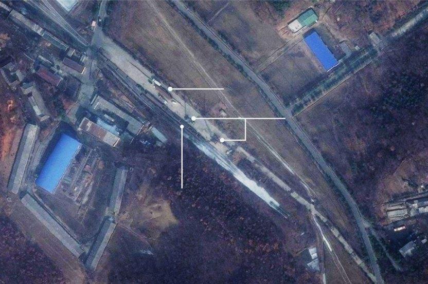 ai2html graphic wide - Corea del Norte estaría preparando un posible lanzamiento de misil o satélite