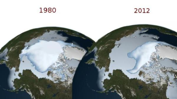 Crumbling Cryosphere And Its Impacts