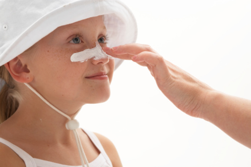 sunscreen sun burn prevention