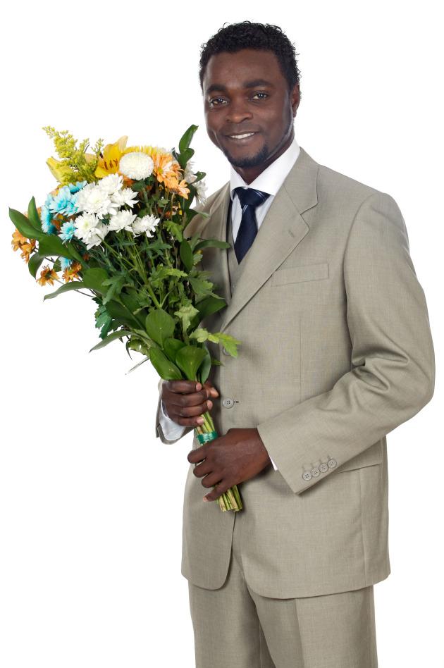 Nice Guy Flowers-Opinionated Male