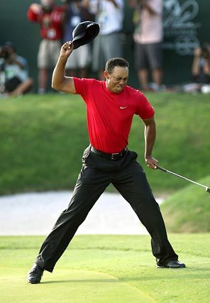 Image result for mad IMages of Tiger woods