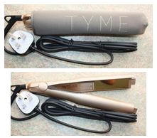 Tyme Hair Straighteners
