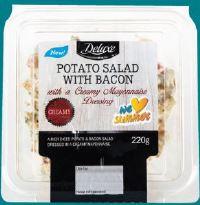 Potato Salad with Bacon