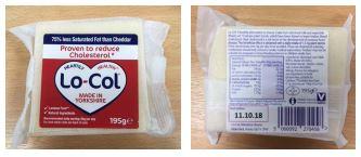 Lo-Col Alternative Cheese