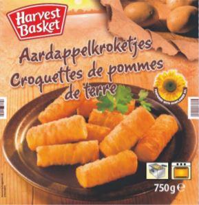 Harvest Basket Potato Croquettes
