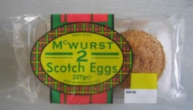 McWurst 2 Scotch Eggs