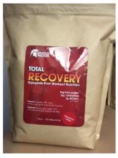 Spartan Protein Total Recovery