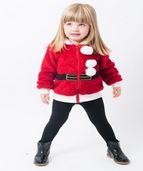 Santa Zip Hoody