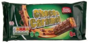 Choco and Caramel