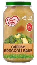 Cow & Gate Cheesy Broccoli Bake