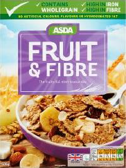 ASDA Fruit and Fibre