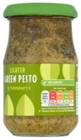 by Sainsburys Lighter Green Pesto