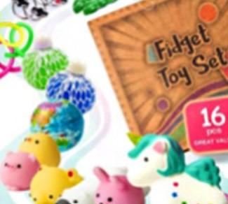 Fidget Toy Set