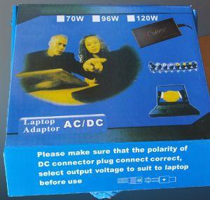 Laptop AC Adaptor box