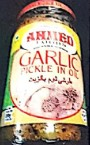 Garlic pickle 330 g