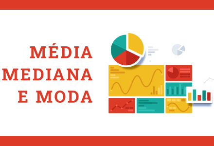 Média, Mediana e Moda