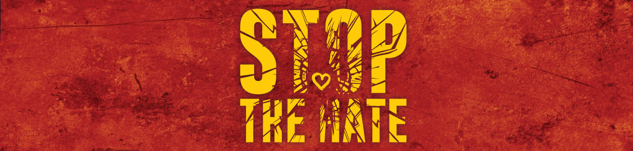 Image result for stop the hate