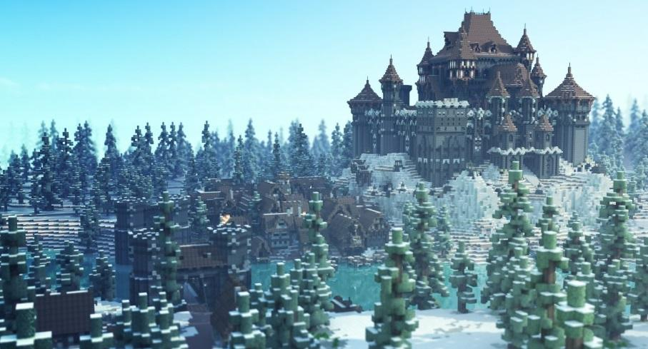 Minecraft самая популярная игра на YouTube