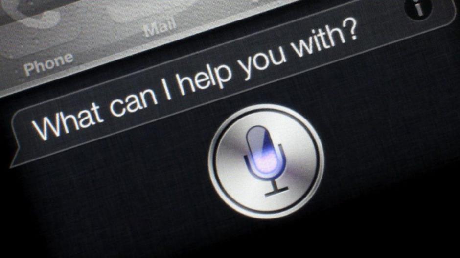 голосовой ассистент Siri