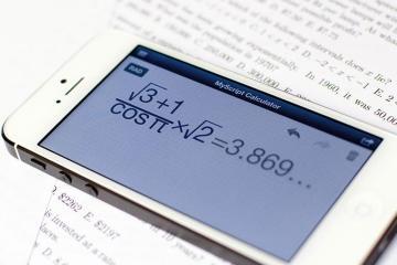 Лучшие калькуляторы для iPhone и iPad