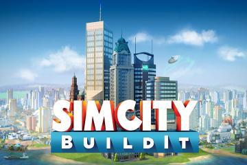 Simcity Buildit: секреты, как заработать много денег