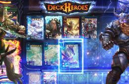 Deck Heroes: Обзор героев