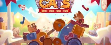 CATS: Crash. Arena. Turbo. Stars: Бесконечная серия в быстрых боях