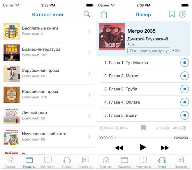 Аудиокниги скачать бесплатно mp3 для андроид