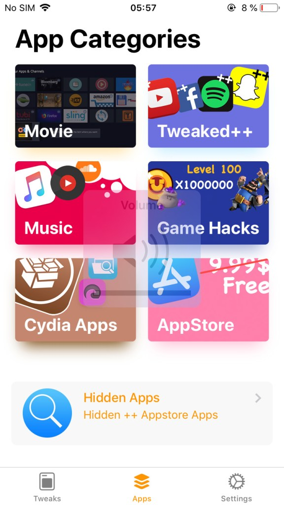 Apps4iPhone net - Get ++ Tweaked Apps No Jailbreak No