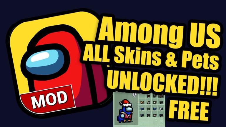 Among Us free skins
