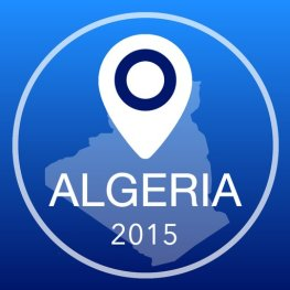 Algeria Offline Map