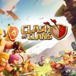 لعبة كلاش اوف كلانس Clash of Clans احدث اصدار