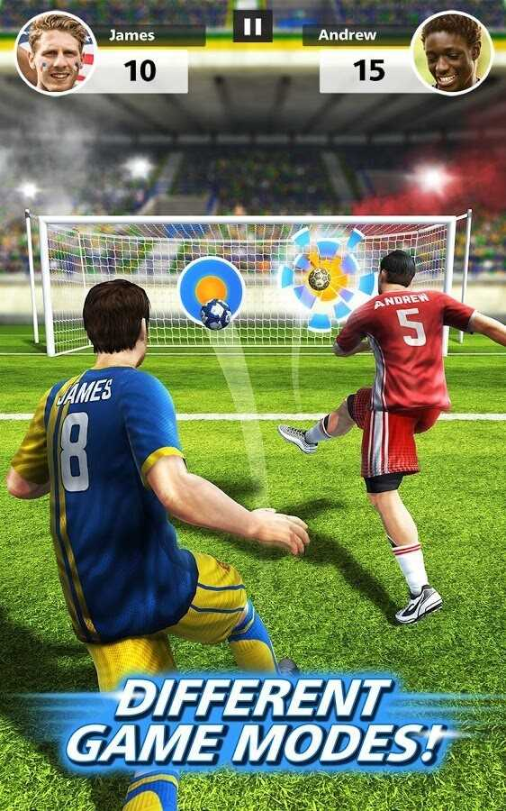 لعبة Football Strike أندرويد