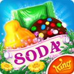 لعبة Candy Crush Soda Saga أندرويد