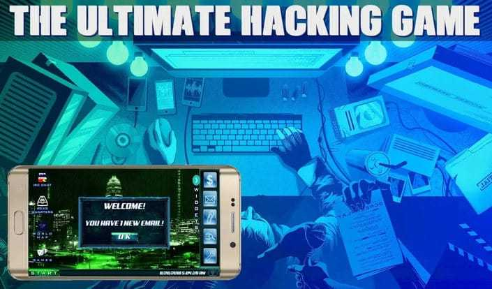 The Lonely Hacker APK للاندرويد