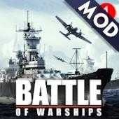Battle of Warships: Naval Blitz مهكرة للاندرويد
