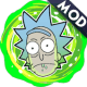 Rick and Morty مهكرة للاندرويد