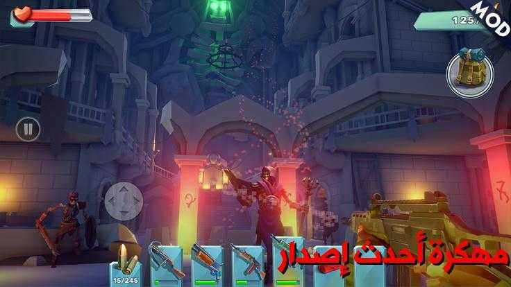Tegra: Crafting and Building مهكرة للاندرويد