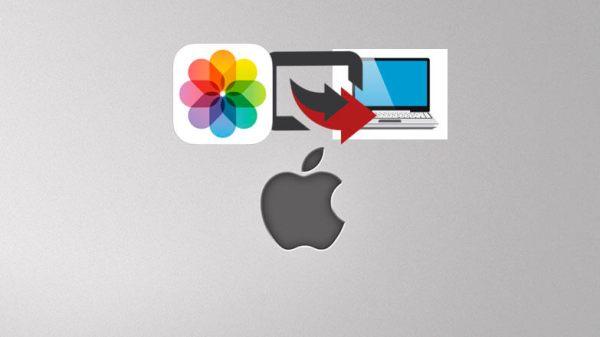 Наглядная инструкция, как перенести фото с iPhone на компьютер