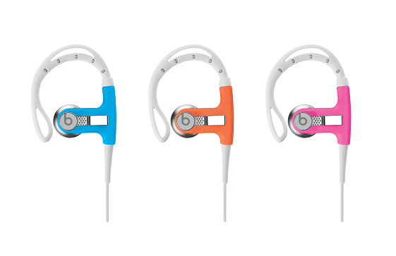 Power Beats Earbuds