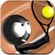 Stickman Tennis ist nicht nur was für Tenniscracks