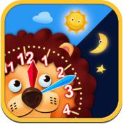 Uhr Lernapp – interaktiv die Uhr Lesen Lernen