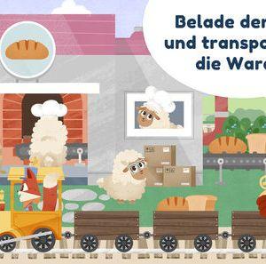 Kleiner Fuchs Eisenbahn