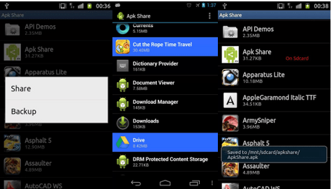 Android tips: How to convert installed apps to APK files