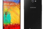 Official Samsung Galaxy Note 3 specs