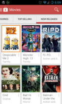 Google Play Movies Nepal