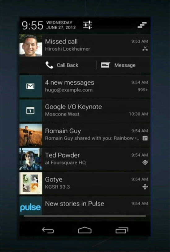 Android Tips: How to view notifications after they are gone