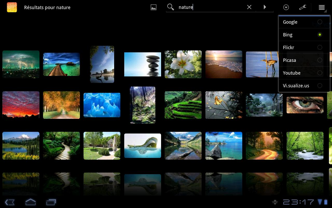 android fix stop picasa or google pictures from showing